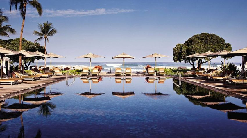 #10 Four Seasons Resort Hualalai, Hawaii  10 Best Hotel Spas in the United States via leveragere.com