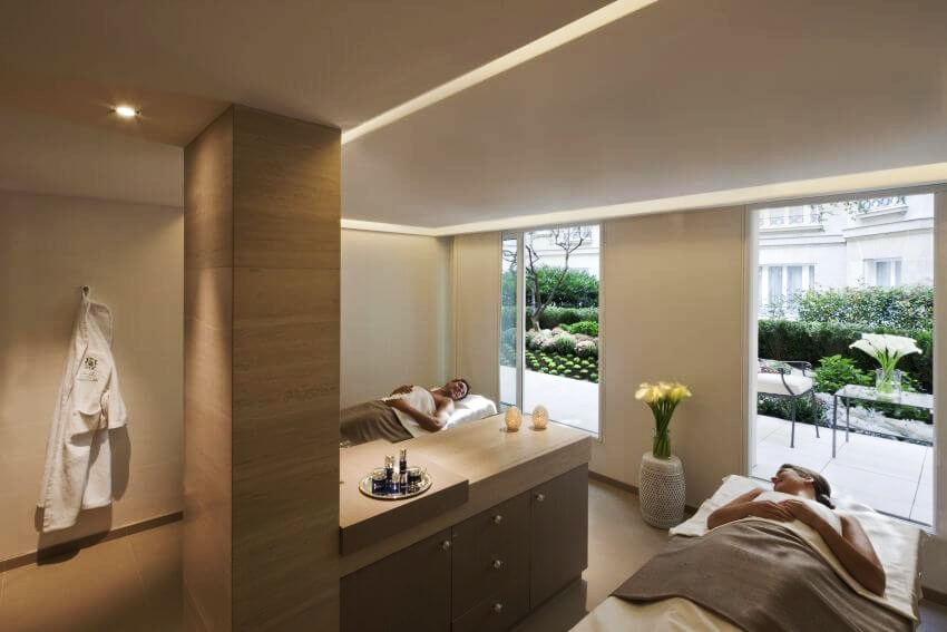 #10 Le Bristol by La Prairie at Le Bristol | These are the 10 Best Hotel Spas in Paris via faubourgsainthonoreguide.fr