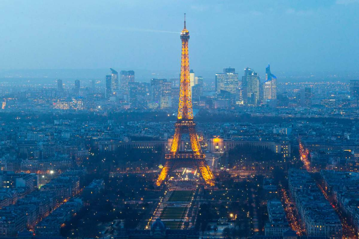 #10 Paris France Most Expensive Office Spaces in the World | Top 10 | Image Source:  time.com