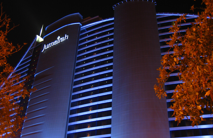 10. Jumeirah Most Luxurious Hotel Chains Around The World