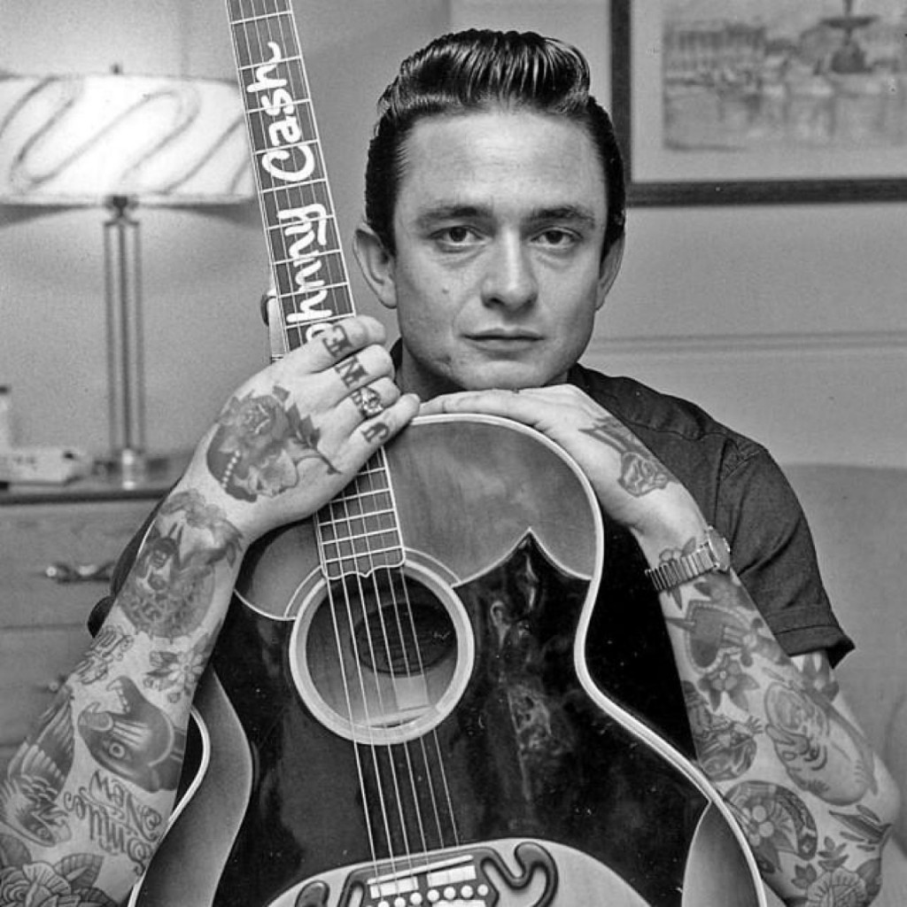 Celebrities get Tattooed in Photoshop and the Result is Awesome