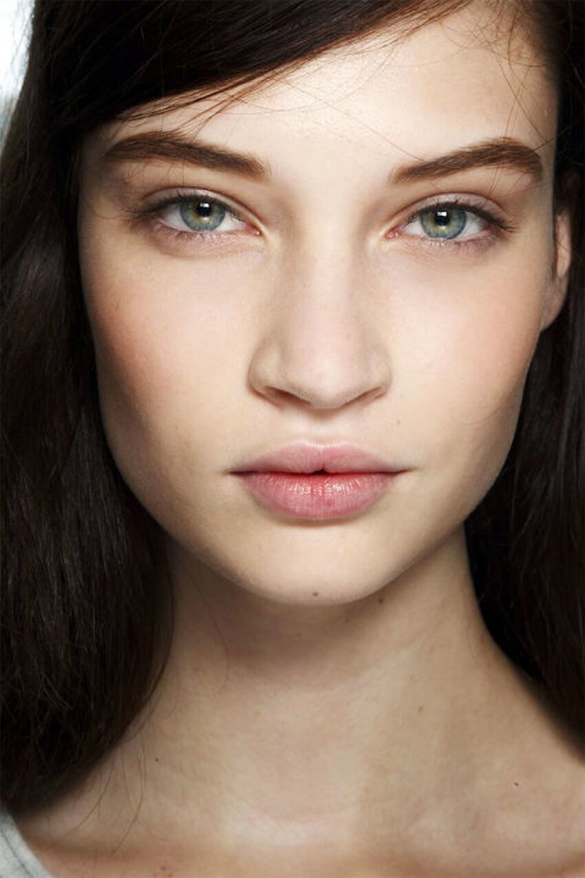 You Have to Try Out These 2015 Spring Makeup Trends | No-makeup Makeup