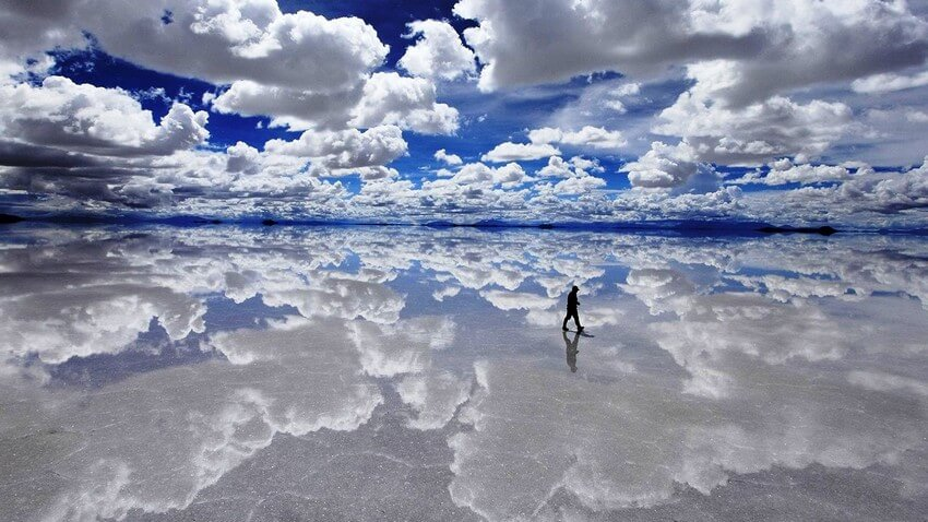 You Have to Visit These Marvelous Places to Believe They Actually Exist | Salar de Uyuni, Bolivia
