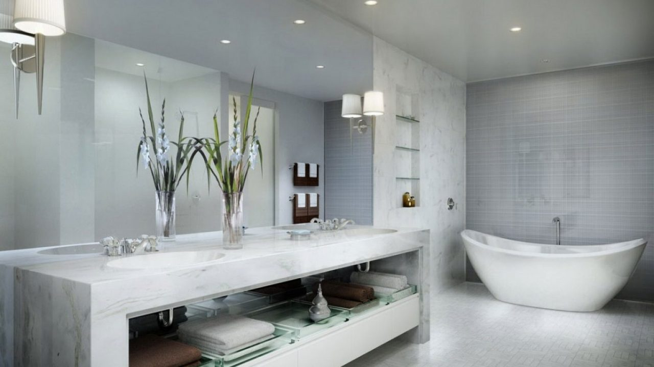15 Luxury Bathroom Pictures To Inspire