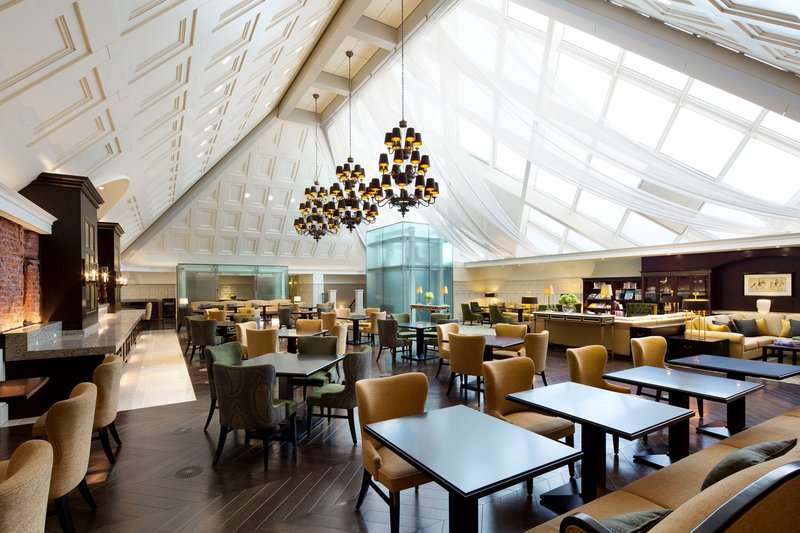 The Elegant and Luxurious Tokyo Station Hotel