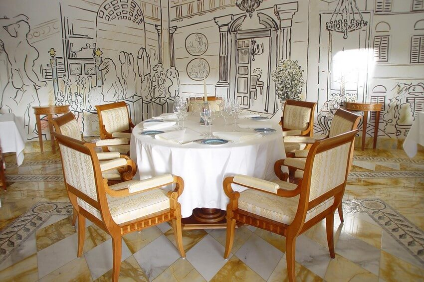 Luxurious Designer Restaurants that You Have to Try out   Versace: Vanitas, Queensland