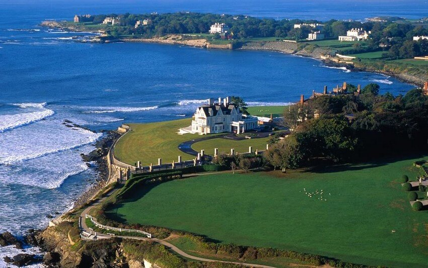 10 Charming New England Towns You Can't Miss | Newport, Rhode Island