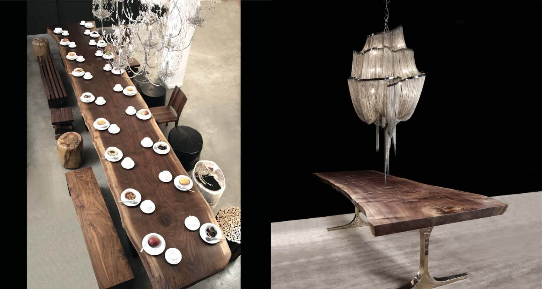 most expensive dining tables in the world ealuxe com. Black Bedroom Furniture Sets. Home Design Ideas
