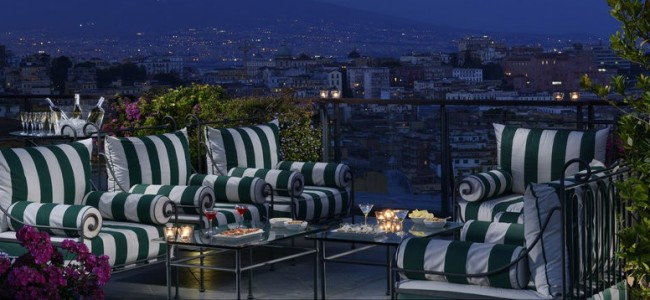 Elegant Five Star Hotel in Italy: Grand Hotel Parker's