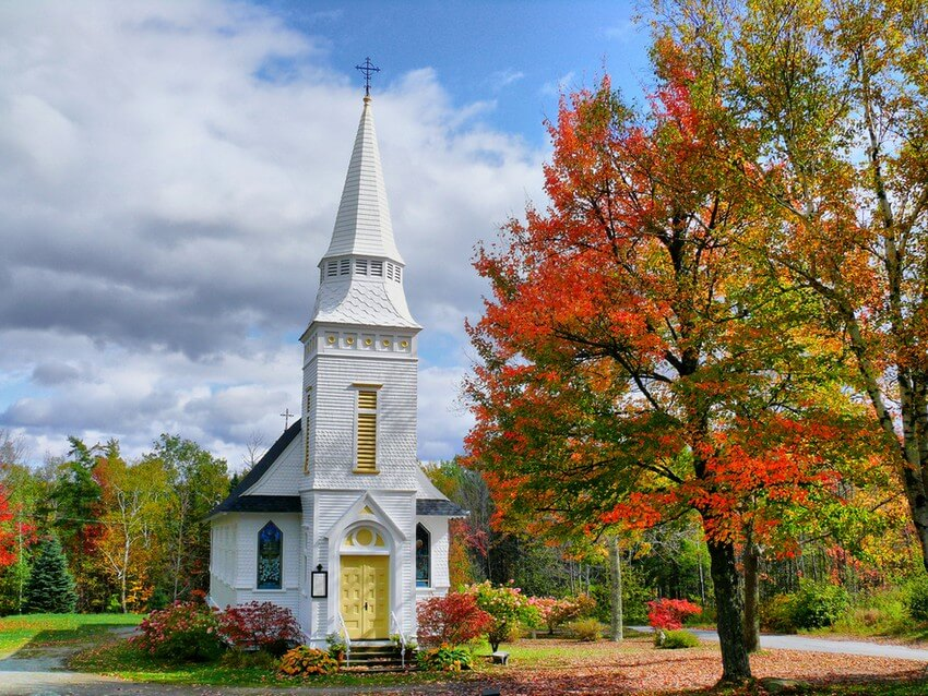 10 Charming New England Towns You Can't Miss | Sugar Hill, New Hampshire