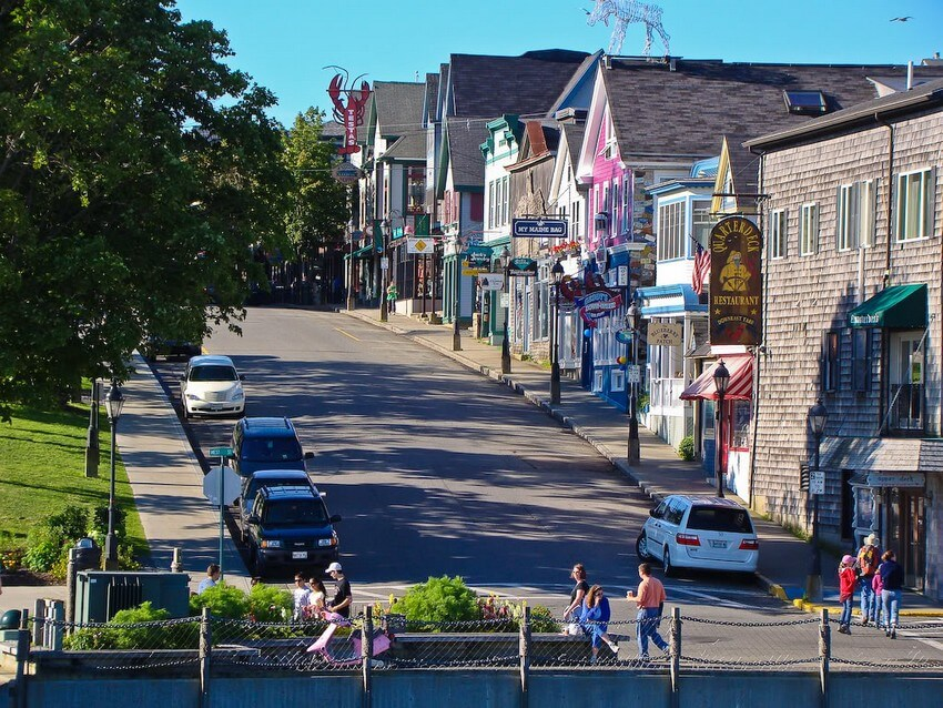 10 Charming New England Towns You Can't Miss | Bar Harbor, Maine
