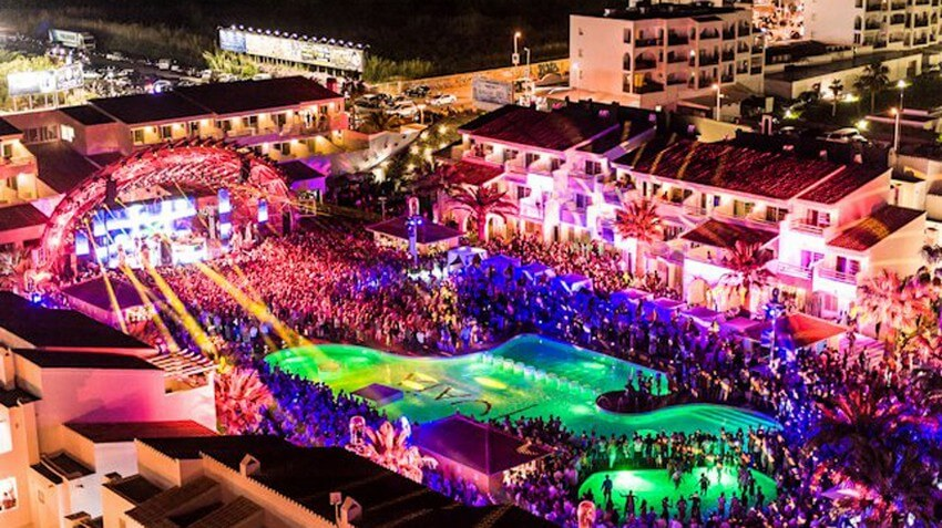 Spend the Craziest Weekend of Your Life in the Heart of Ibiza | Ushuaia Party