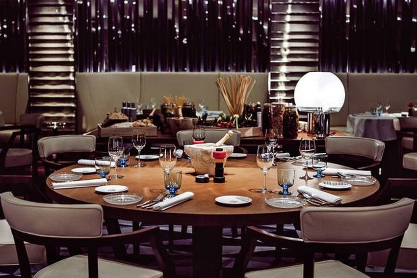 Luxurious Designer Restaurants that You Have to Try out | Bulgari: Rivea, London