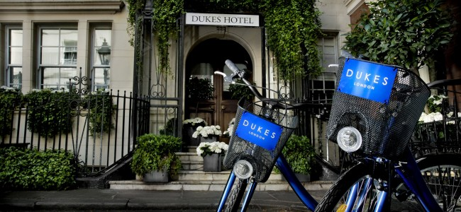 An Elegant Hotel in the Heart of London: Dukes London