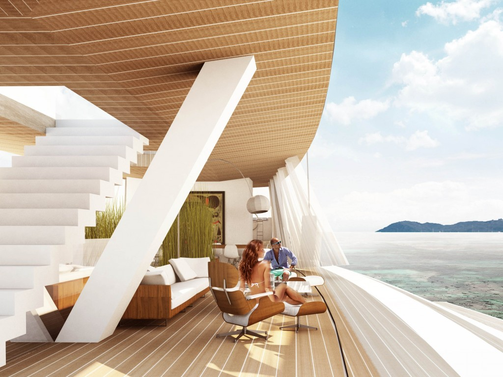 Ultra Luxurious Yacht Design: The SALT Yacht