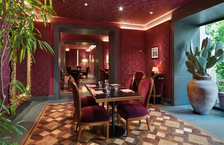 Luxurious Designer Restaurants that You Have to Try out   Dolce&Gabbana: Martini Bistrot, Milan