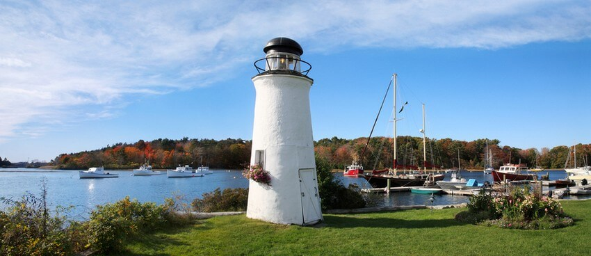 10 Charming New England Towns You Can't Miss | Kennebunkport, Maine