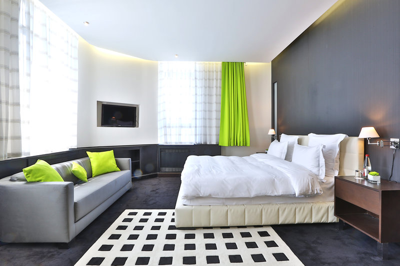 An Elegant and Stylish Hideaway in Almaty: Donatello Boutique Hotel