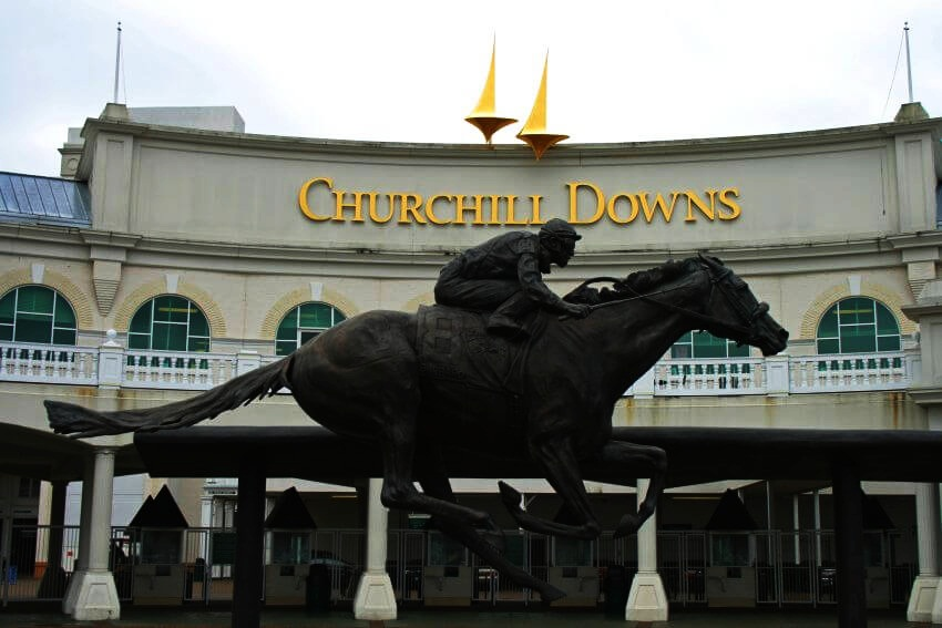 #9 Churchill Downs, Louisville, Kentucky | 10 Best Places To Drink Whiskey on Earth via pokernews.com