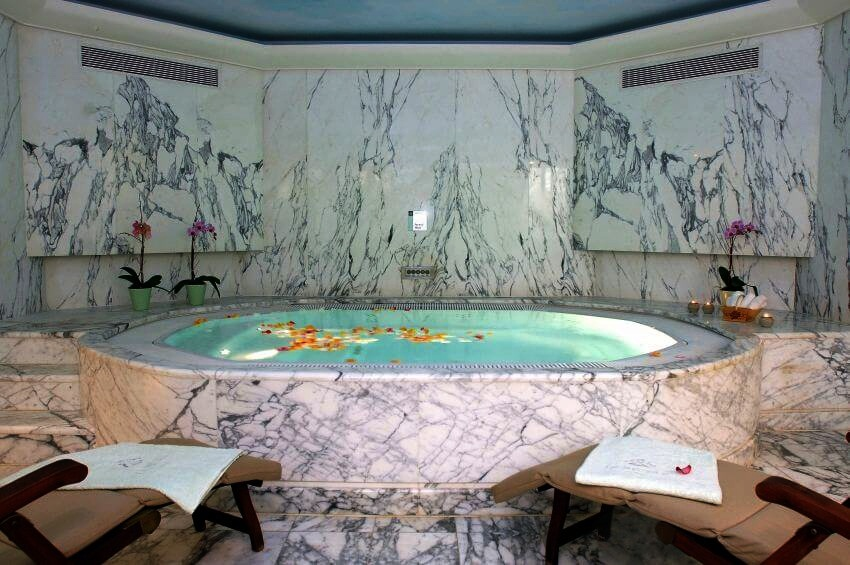 #9 Le Meurice Hotel, Paris, France  These Are the 10 Best Hotel Spas in Europe via luxsure.fr