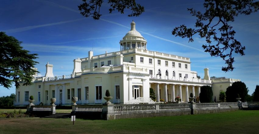 #9 Stoke Park, Buckinghamshire  These Are the 10 Best Hotel Spas in the UK via palmx.blogspot.com