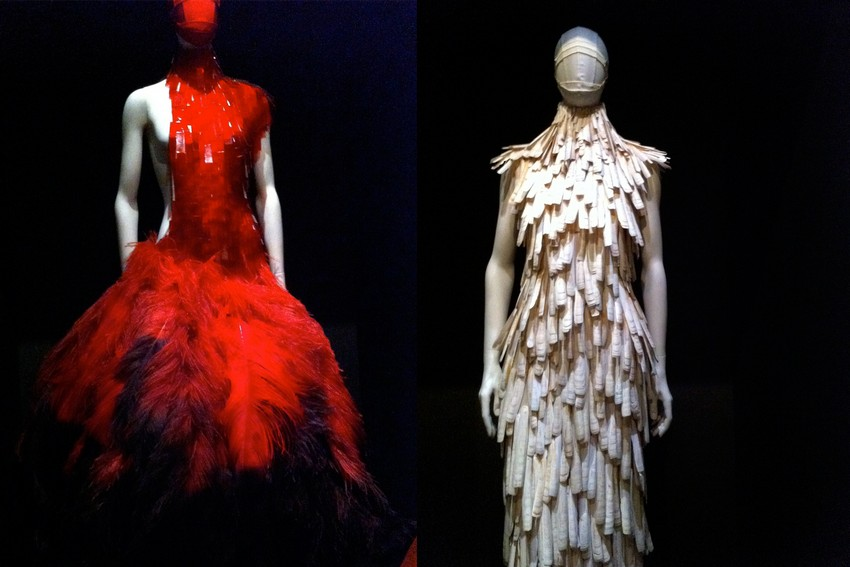 Alexander McQueen Savage Beauty Exclusively in London! | Image Source: niceinharlem.files.wordpress.com