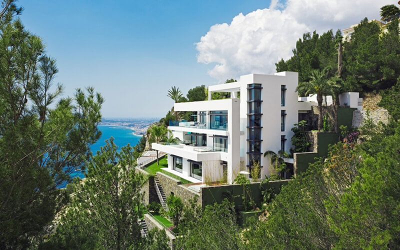 Altea Modern Mansion Luxury Project - EALUXE 1