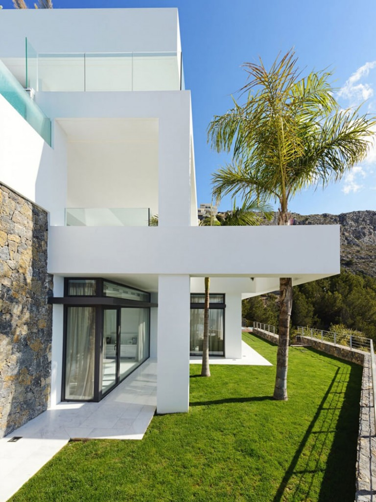 Altea Modern Mansion Luxury Project - EALUXE 2