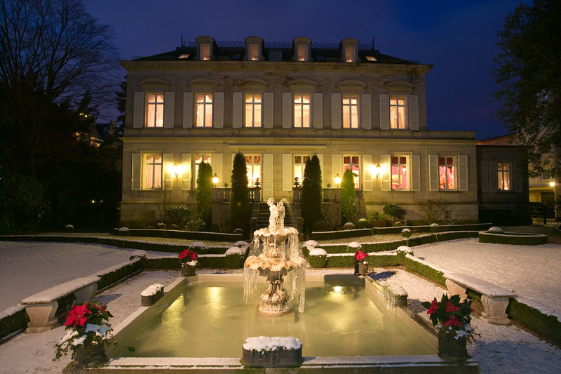 Beautiful 19th-Century Villa in Germany: Belle Epoque Hotel