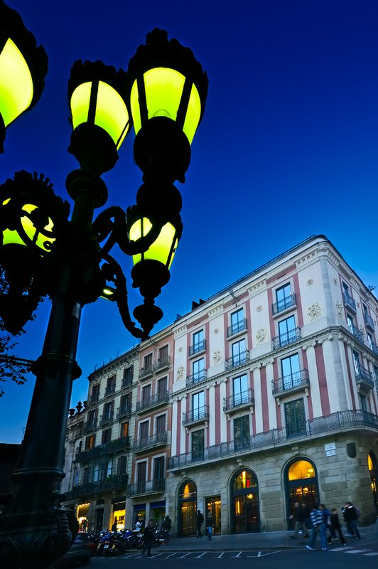 Five Star Boutique Hotel in Barcelona: Hotel Bagués
