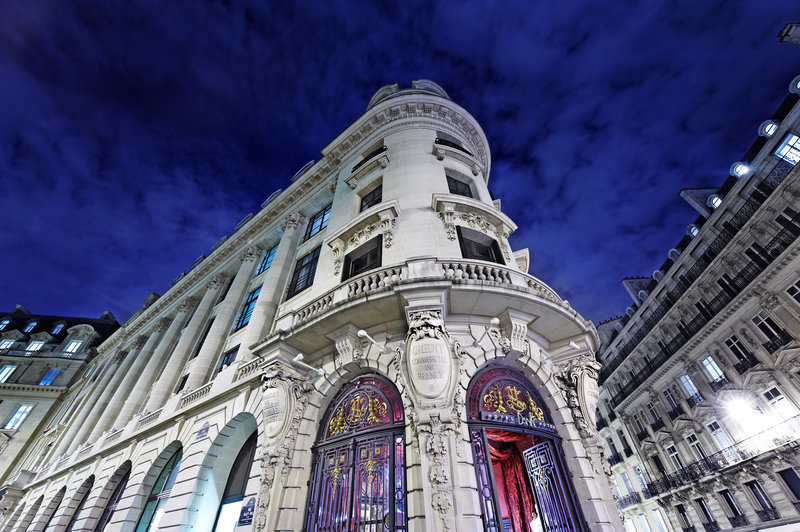 Boutique Hotel in the Center of Paris: Banke Hotel