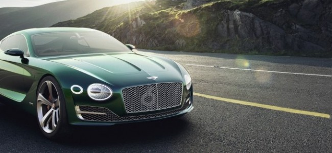 Bentley's Coolest Car Ever: EXP 10 Speed 6 Concept