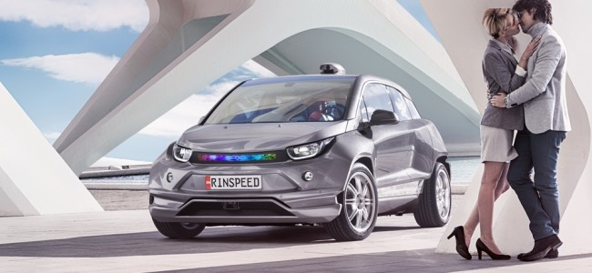 2015 Rinspeed Budii Concept Based on the BMW i3
