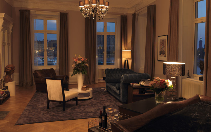 Boutique Hotel in Sweden: Lydmar Hotel