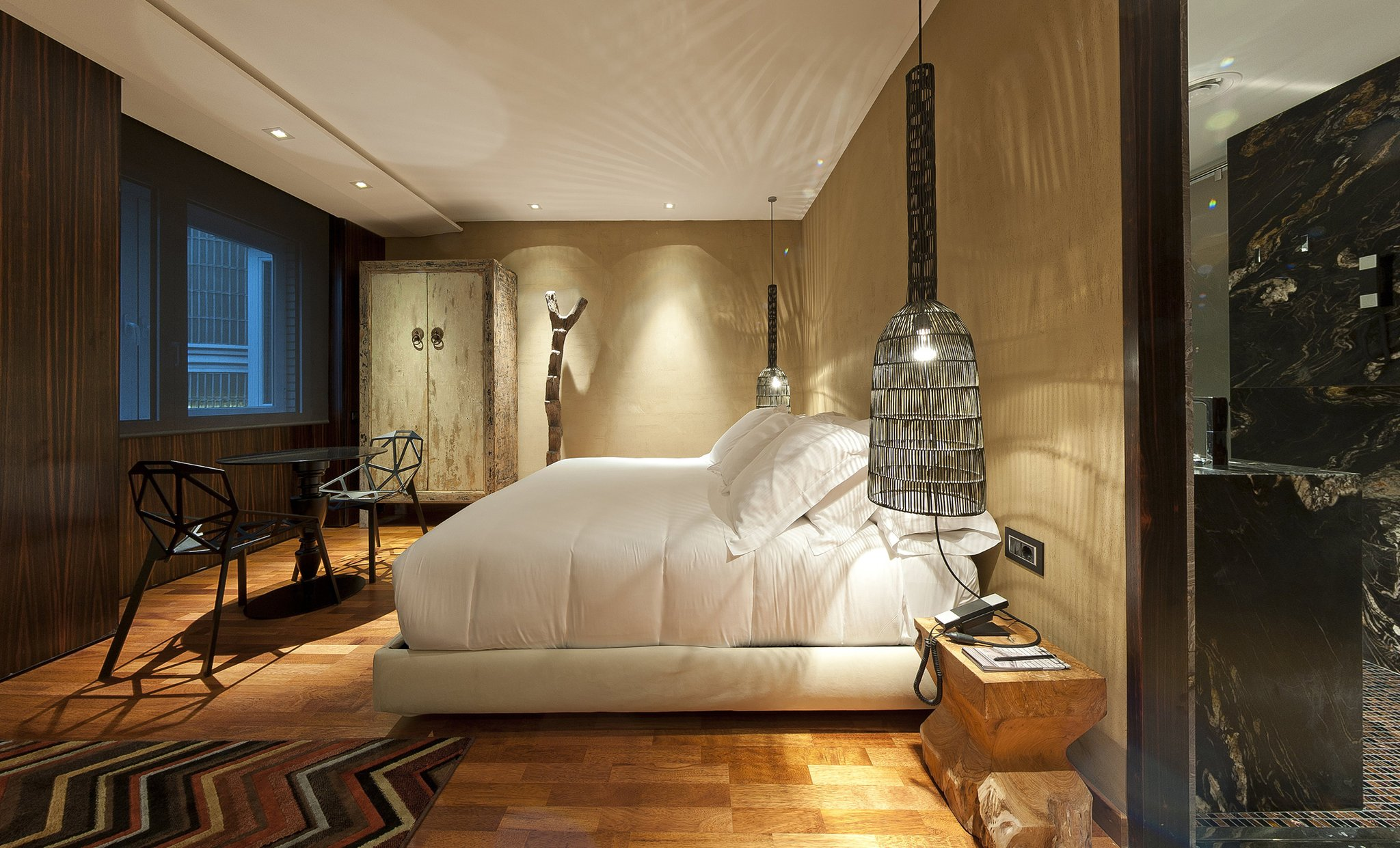 A Chic and Contemporary Boutique Hotel in Barcelona: Hotel Claris