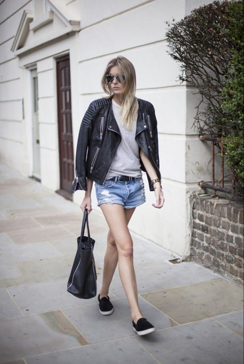 10 Must-Have Clothing Items Every Woman Should Own | A Moto Leather Jacket
