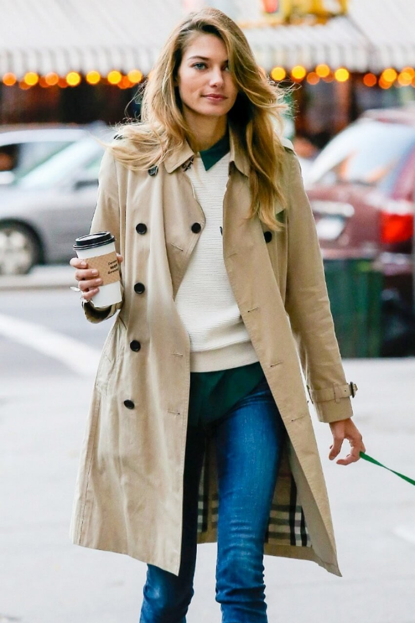 10 Must-Have Clothing Items Every Woman Should Own | A Classic Trench Coat