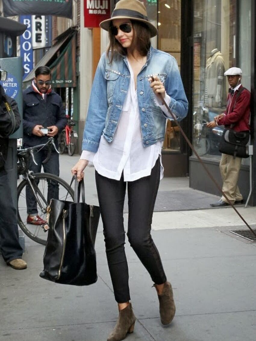 10 Must-Have Clothing Items Every Woman Should Own | The Old Denim Jacket