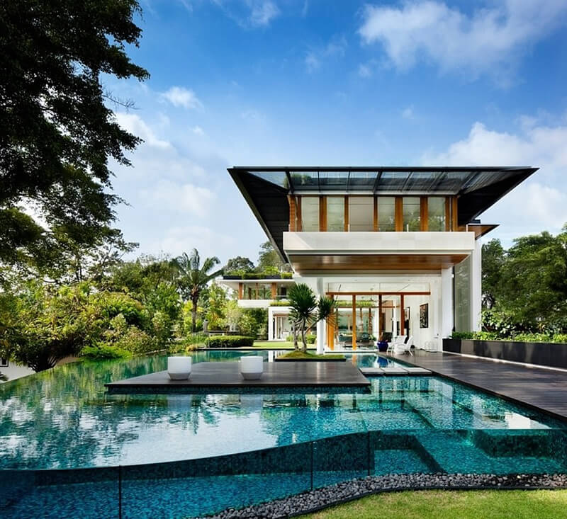 Dalvey Road House Tropical Luxury Home - EALUXE 1