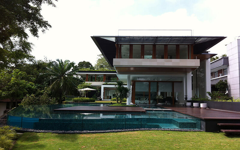 Dalvey Road House Tropical Luxury Home - EALUXE 2