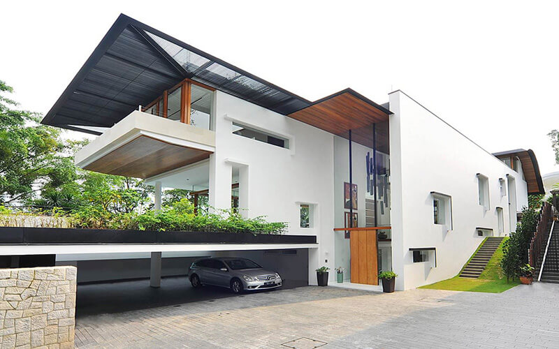 Dalvey Road House Tropical Luxury Home - EALUXE 3