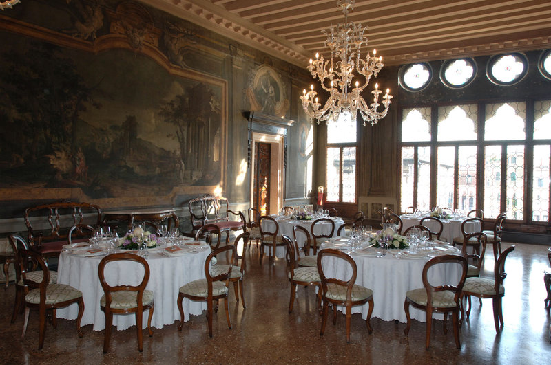 Striking 15th-Century Palace in Venice: Ca'Sagredo Hotel