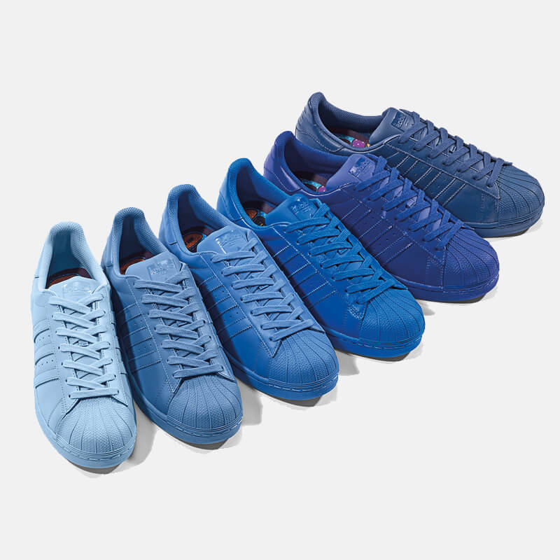 adidas originals 50 colours