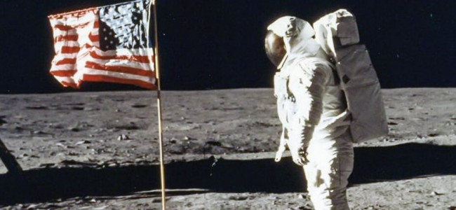 First Space Selfie by Buzz Aldrin Is Better Than Your Selfies