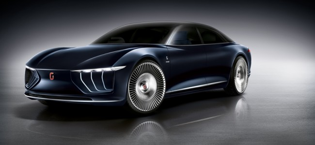 """GEA: The Future of Luxury Mobility Based on the """"Piloted Driving"""""""