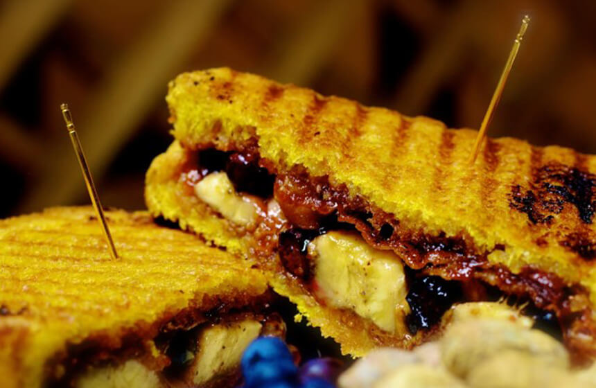 Golden Gourmet is the Most Expensive PB&J Sandwich