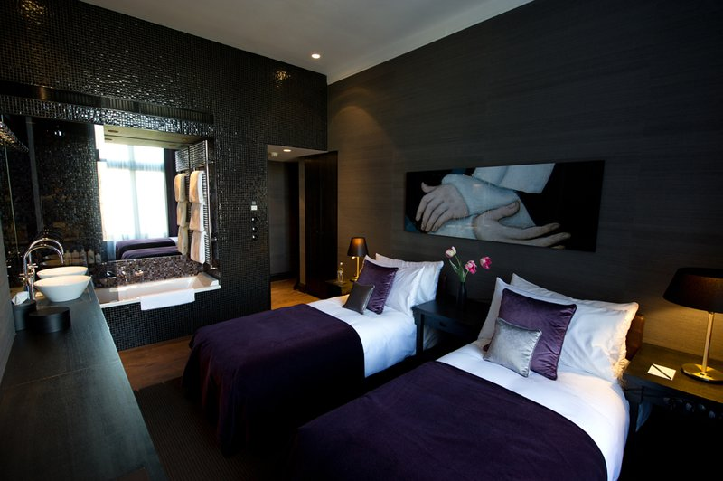 Canal-side Luxury Hotel in Amsterdam: Canal House