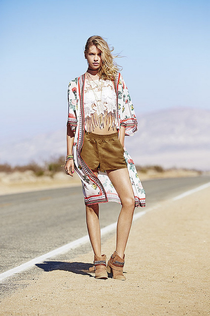 H&M Loves Coachella Is the First Cobranded Collection! | Image Source: www.popsugar.co.uk