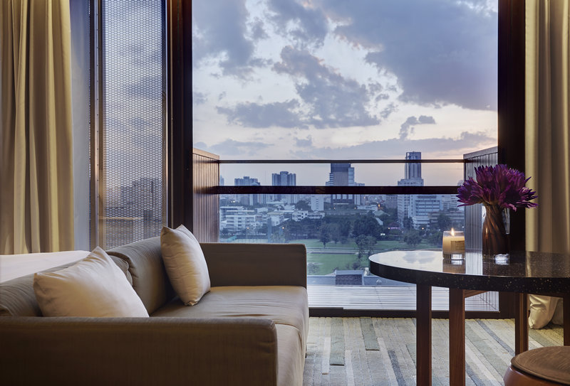 An Urban Retreat in Bangkok: Hansar Bangkok