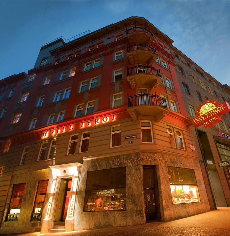 Exclusive Boutique and Art Hotel in Vienna: Das Tyrol